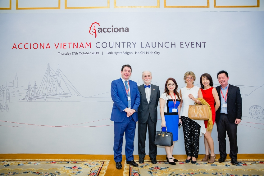 acciona brings advanced technologies from spain to vietnam