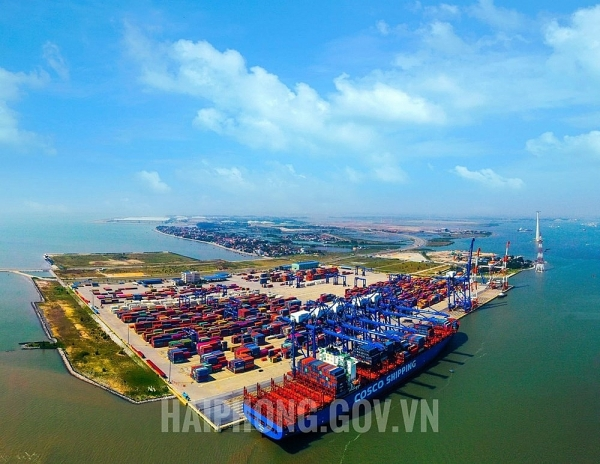 haiphong to have billion dollar lng projects