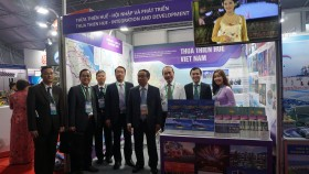 vietnam exhibition at apec 2017 a reliable business partner with plentiful potential