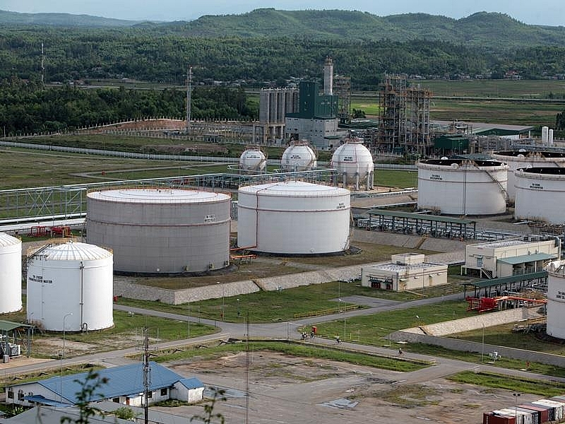 dung quat oil refinery looks for special incentives