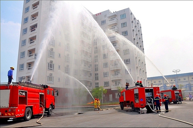 hanoi publishes list of projects violating fire code