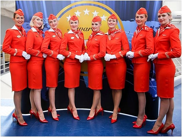 top 10 of best flight attendant wardrobes