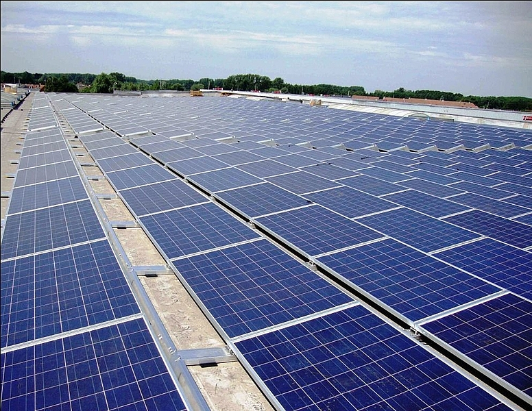 investors withdraw from solar power project in binh thuan
