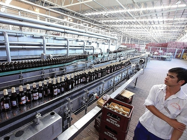 brewer habeco reports falling net profit in third quarter
