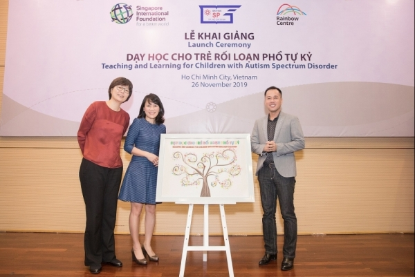 singapore vietnam to enhance special education for children with asd