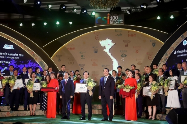 akzonobel ranked among 100 sustainable businesses in vietnam by vcci