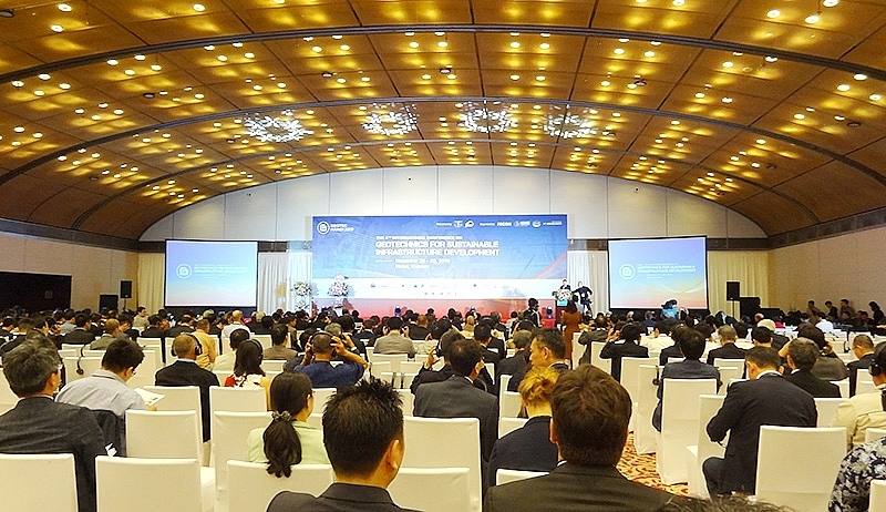geotec hanoi 2019 seeks to narrow geotechnical engineering gap