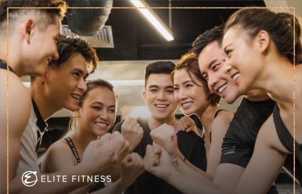 elite fitness celebrates 10 years of establishment