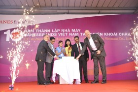 Hanesbrands Vietnam celebrates a decade of steady growth in Vietnam