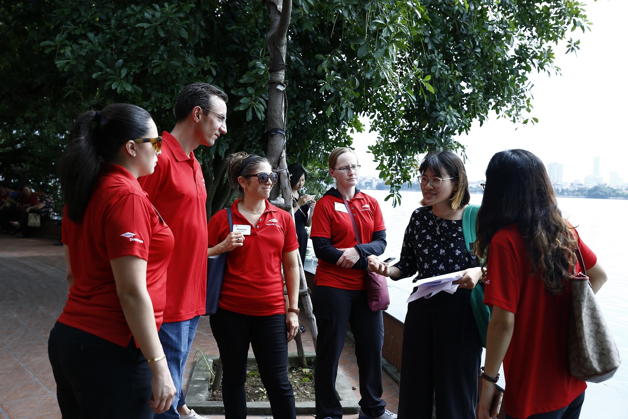 dow vietnam wins the third consecutive amchams csr award