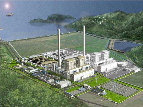 evn proposes to striking pvc lilama off as contractor of quang trach thermal power plant