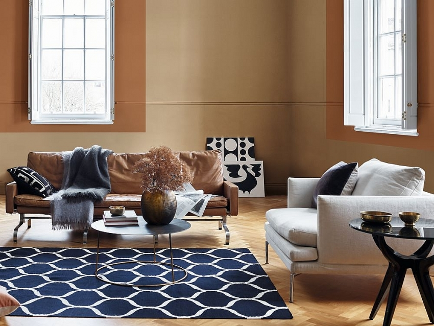 dulux embraces life with spiced honey as 2019 colour of the year
