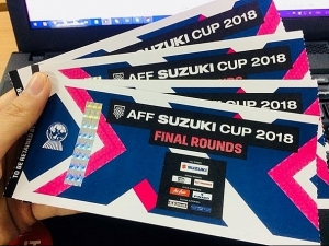 online tickets for vietnam malaysia finals sold out in minutes