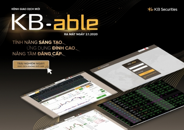 kbsv launches kb able unlimited trading system