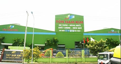 nam kim steel honoured at vietnam value programme 2020