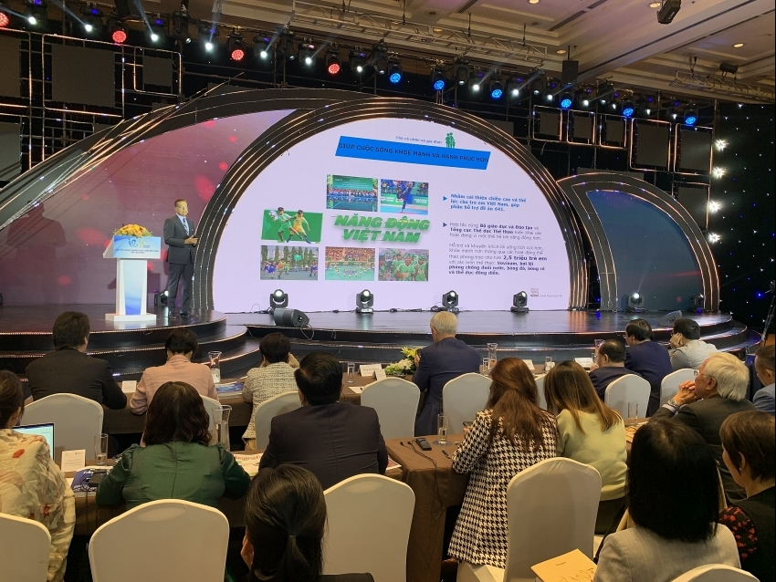 vietnam corporate sustainability forum pools key grey matter in hanoi