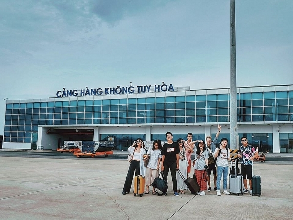 phu yen proposes mot to approve adjustment of tuy hoa airport planning