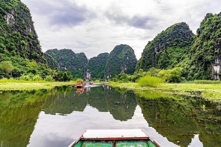 the 15 billion kenh ga van trinh eco tourism in ninh binh is approved