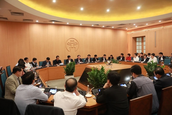 hanoi reports first coronavirus positive case
