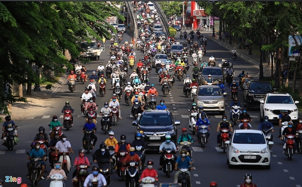 vietnam stops social distancing restrictions in hanoi and ho chi minh city
