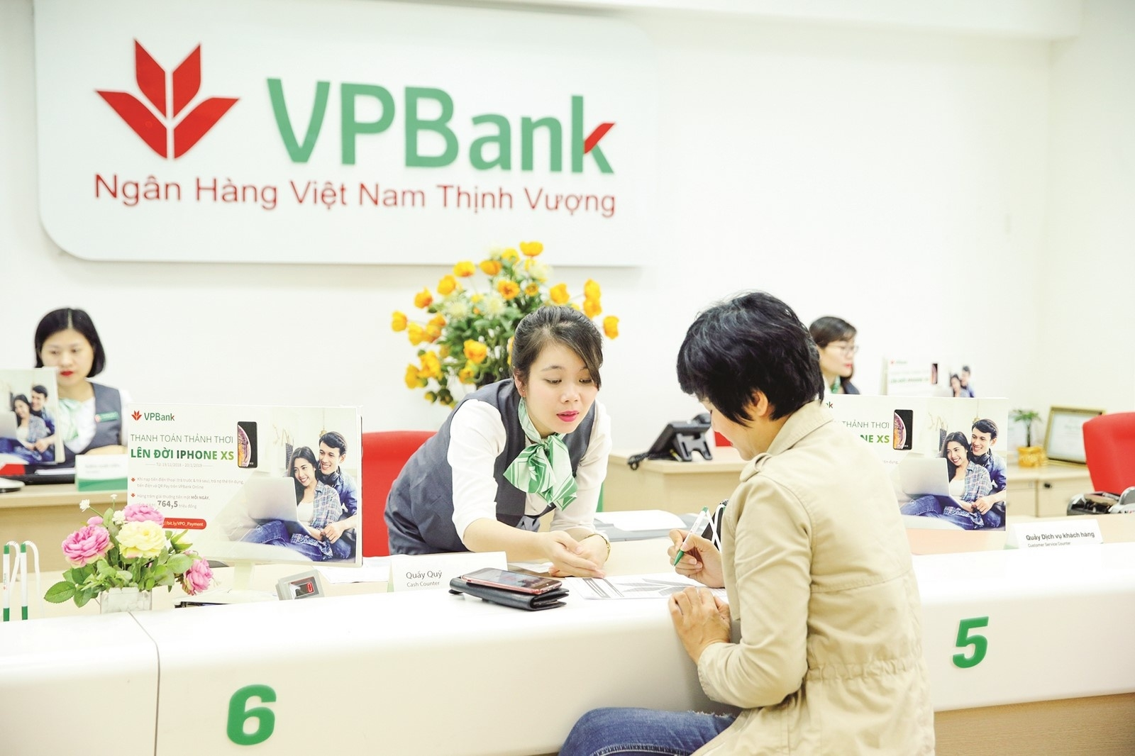 VPBank to issue additional shares and increase charter capital to nearly $2 billion