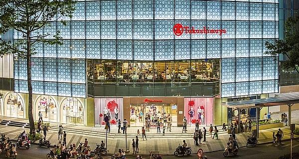 retailer takashimaya to expand in vietnam halt operations in china