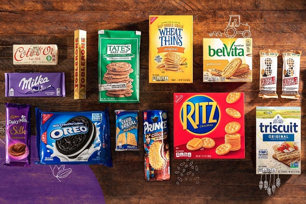 snack giant mondelez international to reduce 25 per cent of its products