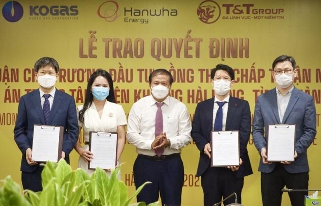 $2.3 billion LNG Hai Lang approved in Quang Tri