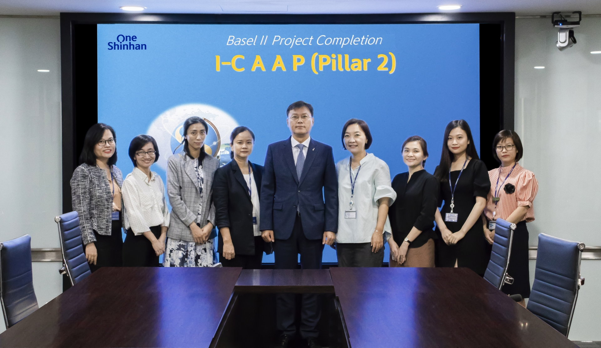 shinhan bank vietnam complets three pillars of basel ii