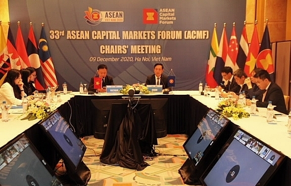 asean capital markets forum set key priorities for next five year action plan