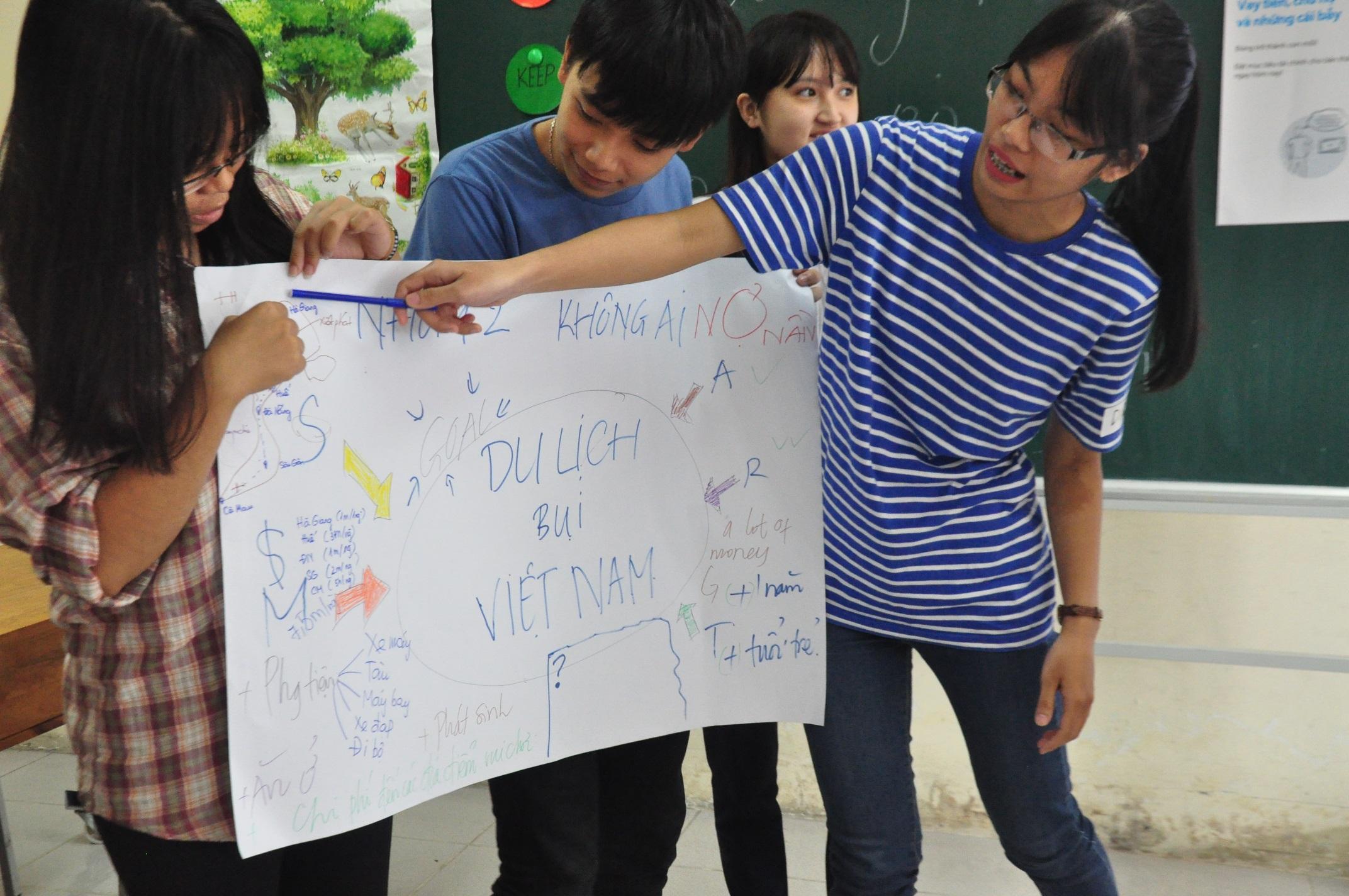 anzs moneyminded programme promotes money management skills in vietnam