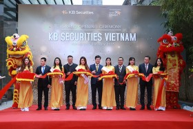 kb securities vietnam launched to bring south korean capital to vietnam