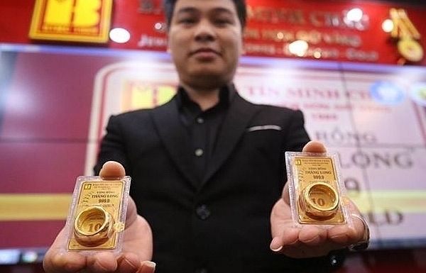 gold rush on the god of wealth day