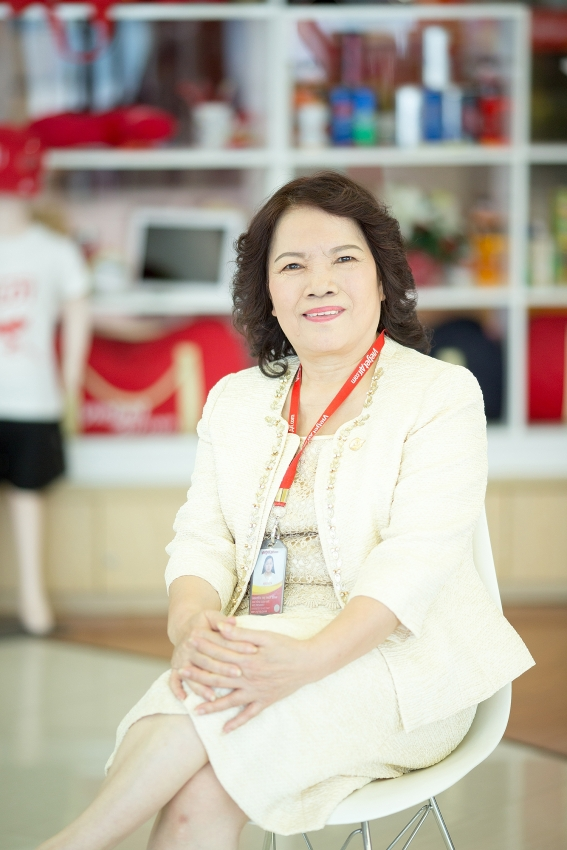 women at the helm of multimillion dollar businesses in vietnam