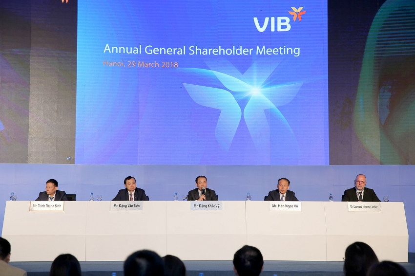 vib in talks with foreign investors for treasury shares sale