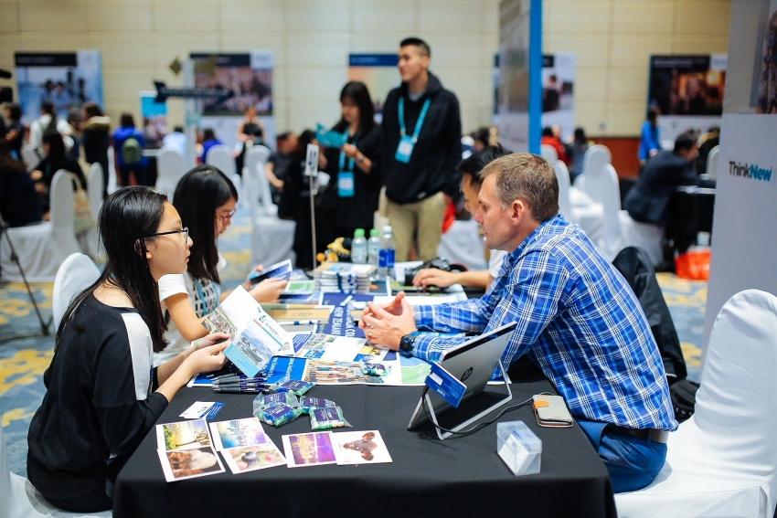 new zealand education fair 2018 charmed parents and students