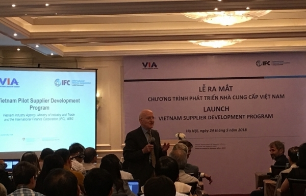 ifc promotes vietnamese supplier linkages with multinationals