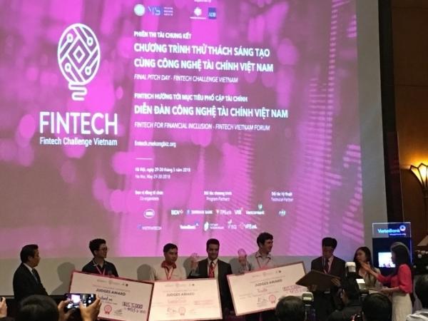 weezi digital named as winner of fintech challenge vietnam