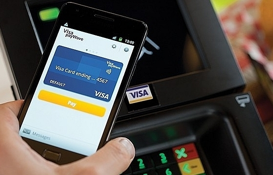 vietnam rises towards non cash economy with contactless payments