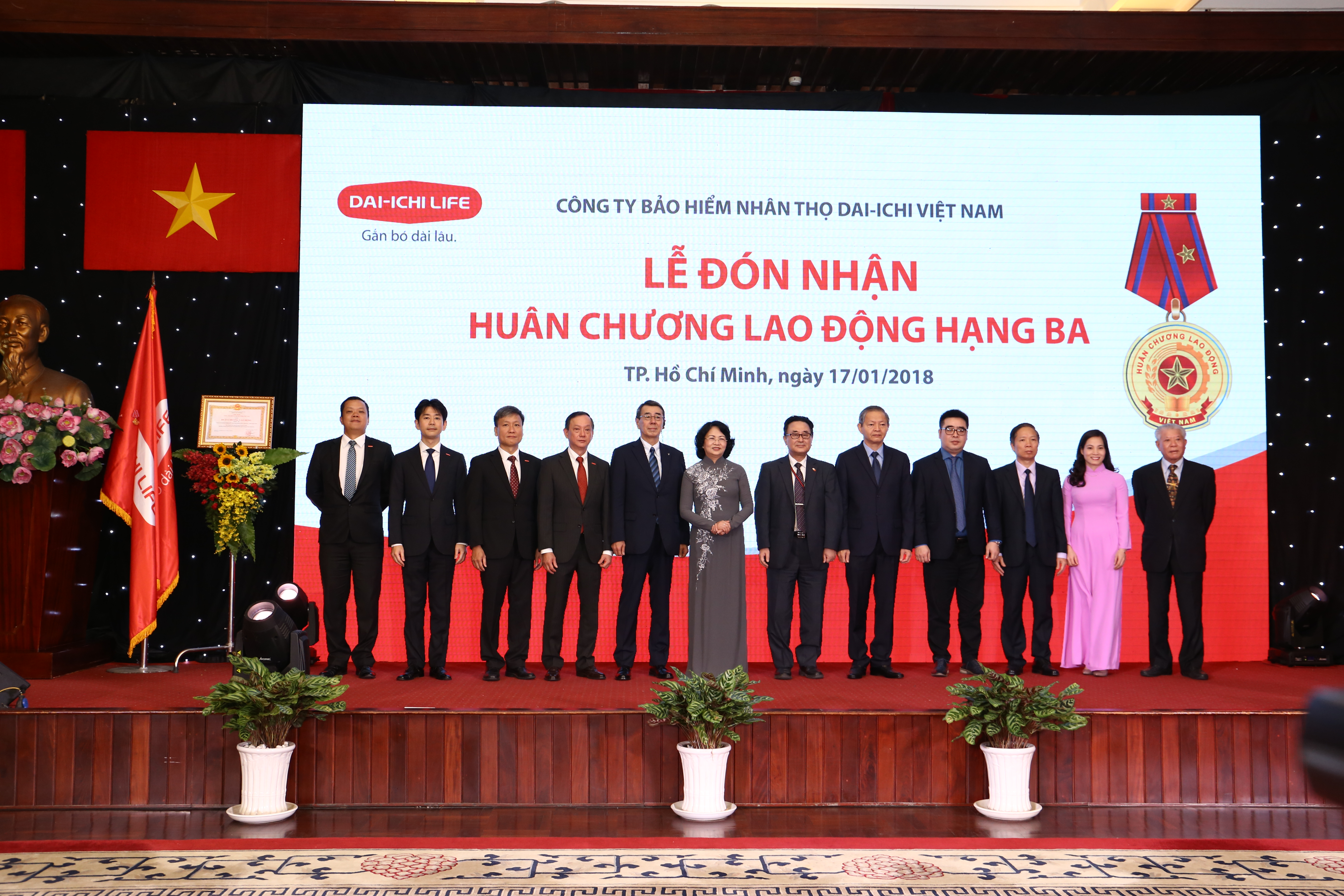 japanese insurer records strong growth in vietnam