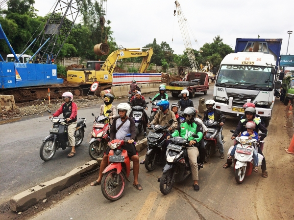 in the home city of go jek indonesias start up miracle