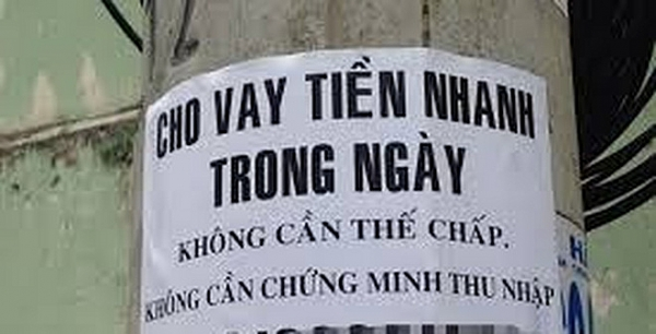 vietnam fights against loan sharks and shadow banking