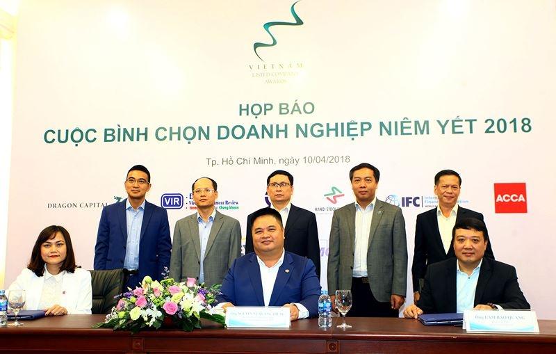 vietnam listed company awards kicks off 2018 edition