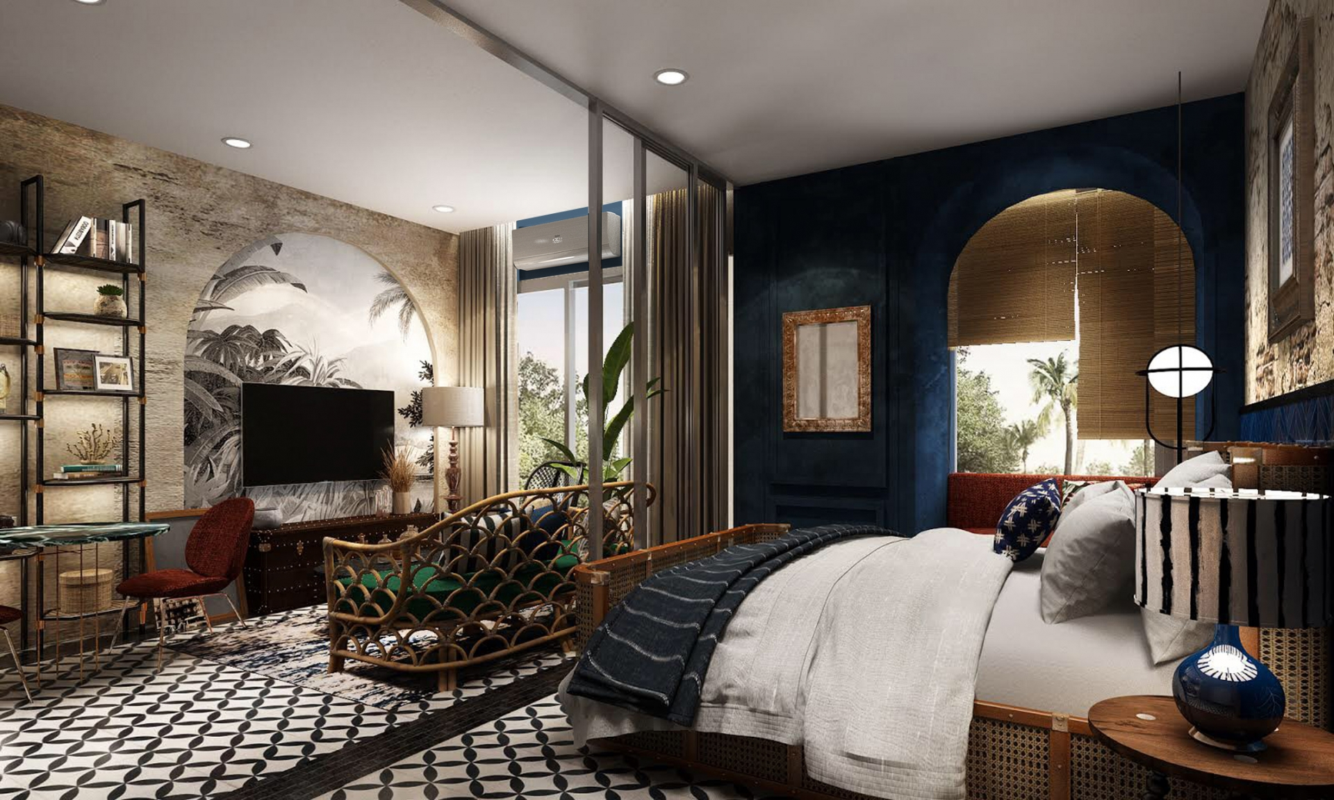 spanish style comes to thailands resort city hua hin