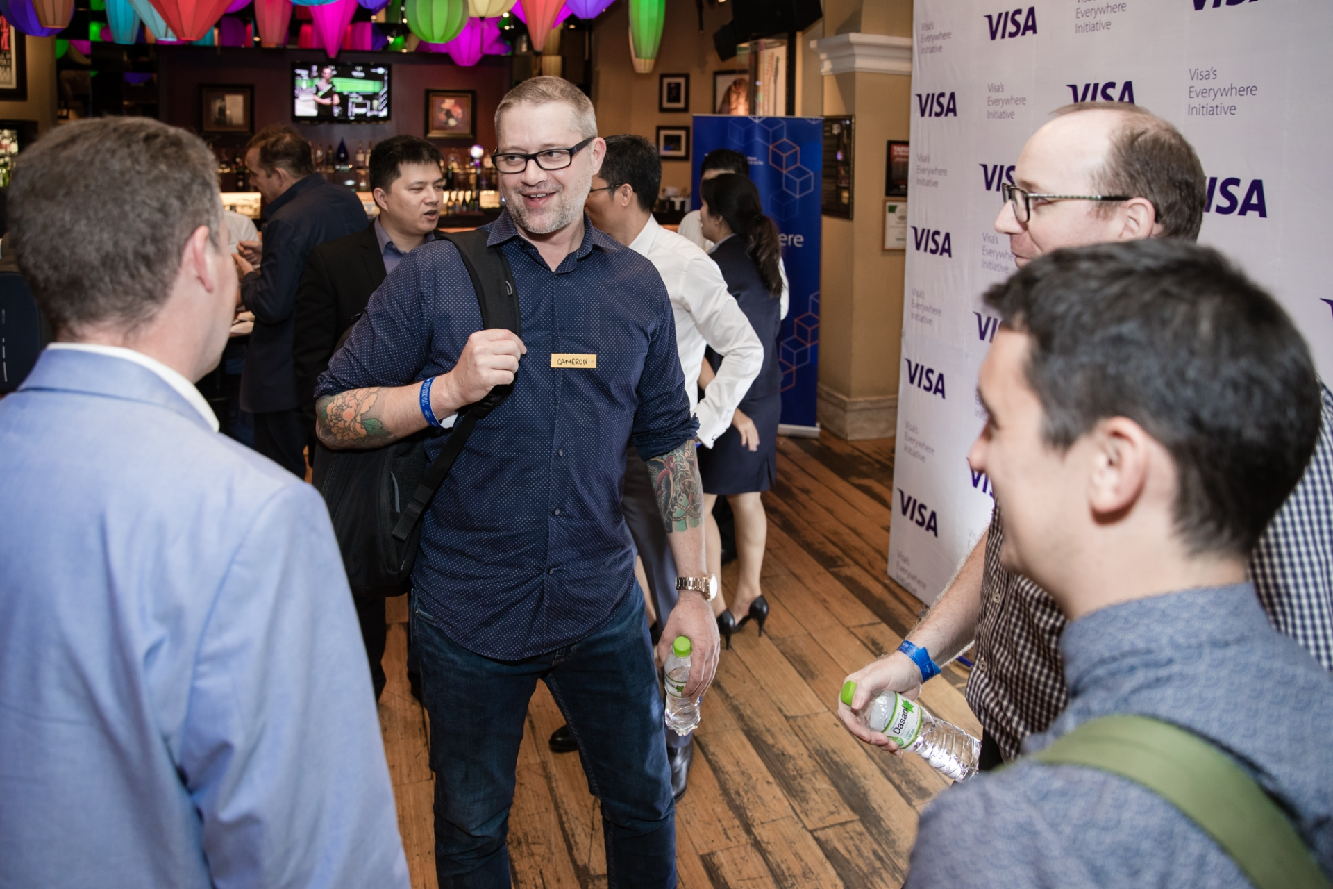 visa launches competition for vietnamese fintech startups