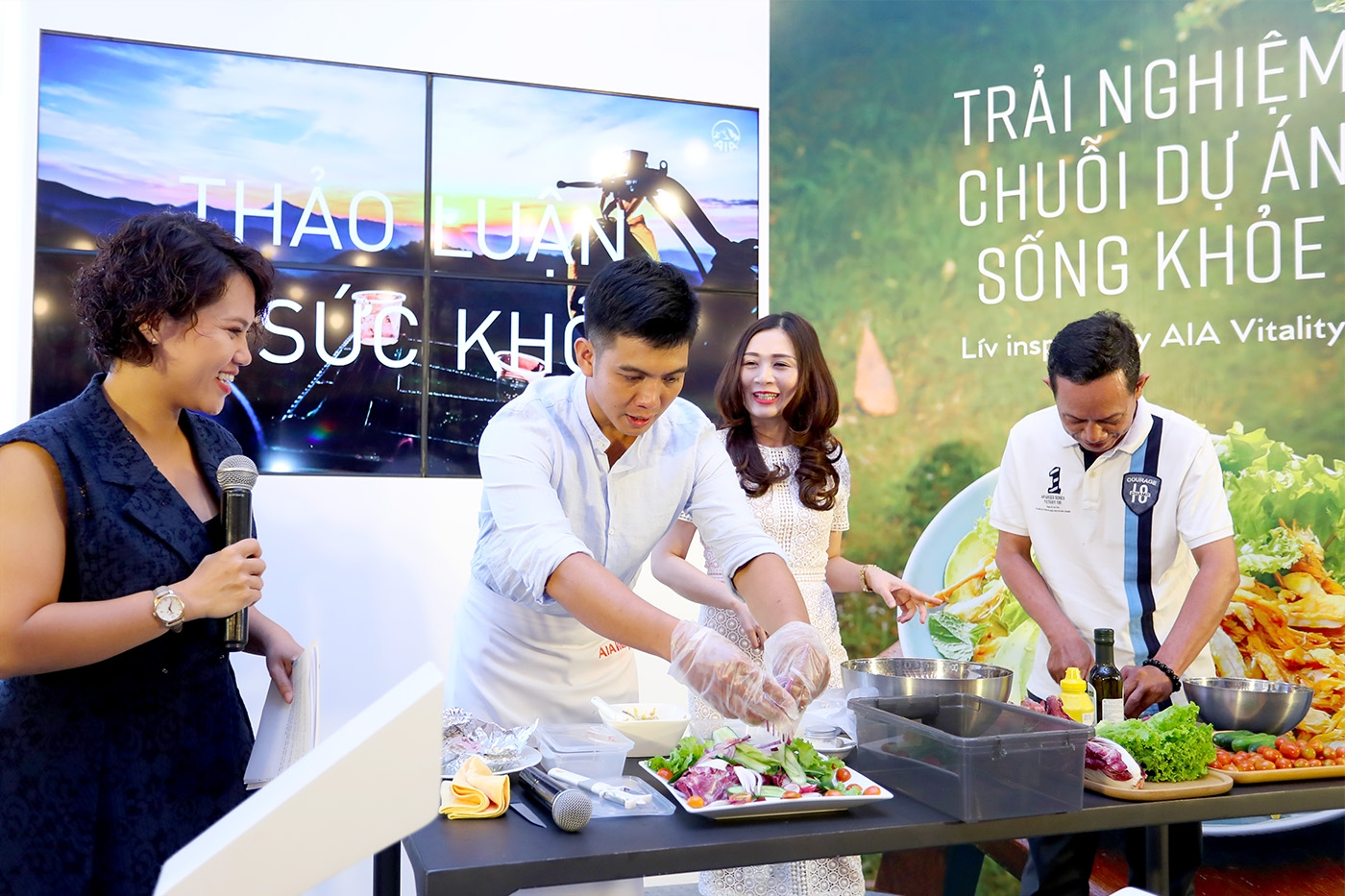 aia vietnam promotes healthy living with new content hub and cookbook