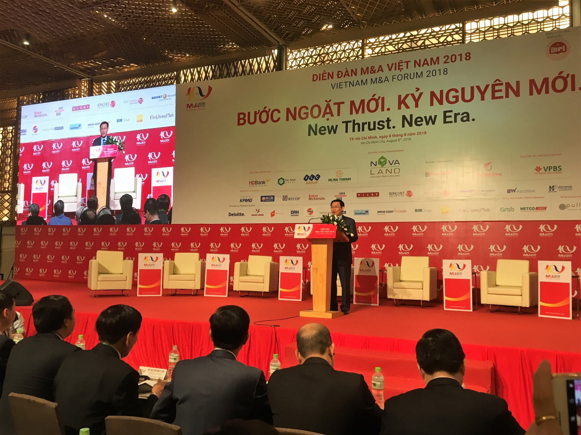 vietnam ma forum 2018 opens 10th edition