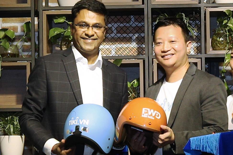 fwd begins three year partnership with tiki