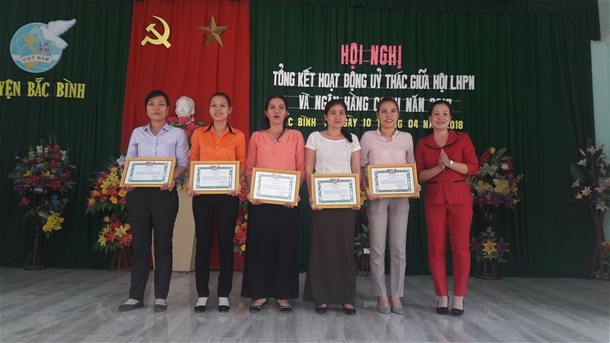 micro finance transforms the lives of poor vietnamese women