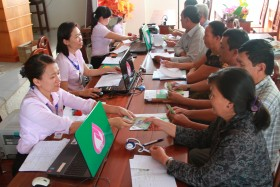 Binh Thuan province combats poverty with microfinance